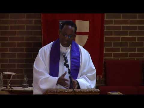 """Confronting Criticism"", The Rev Dr Fulton L Porter, III, St Thomas Episcopal Church 12 10 17"