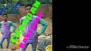 Chandan Kumar Mahato mixing up the phone and says