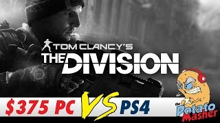 PC vs PS4 - Can a $375 PC Play Tom Clancy
