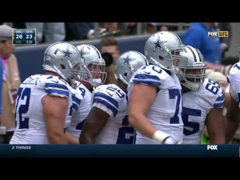 Demarco Murray finishes off Seattle - 10/12/2014