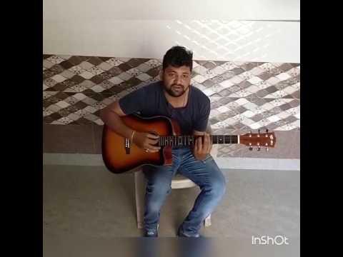 Mere rashk e qamar-cover on Guitar  by : Ajay kumar kaim