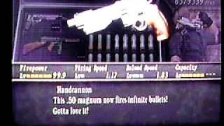 Resident evil 4 - Como liberar todas as armas especiais - Capcom games