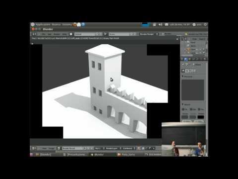 Blender: Modellazione 3D OpenSource - Francesco Missarino