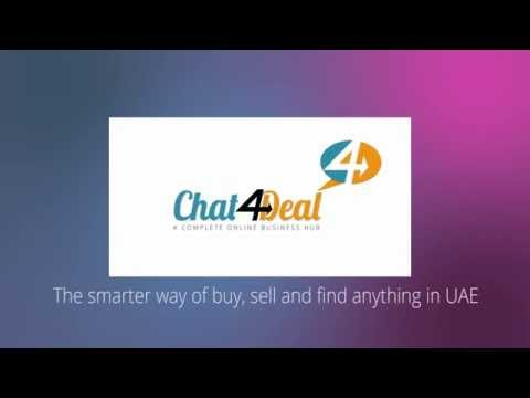 Chat4deal- UAE's biggest online business hub