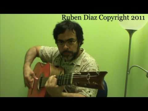 Cante Flamenco 5 Advanced Guitar Lesson accompaniment   Ruben Diaz GFCestudio Malaga CFGstudio