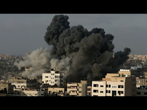 Lull Follows Ferocious Israeli Bombings, Palestinian Rocket Attacks From Gaza
