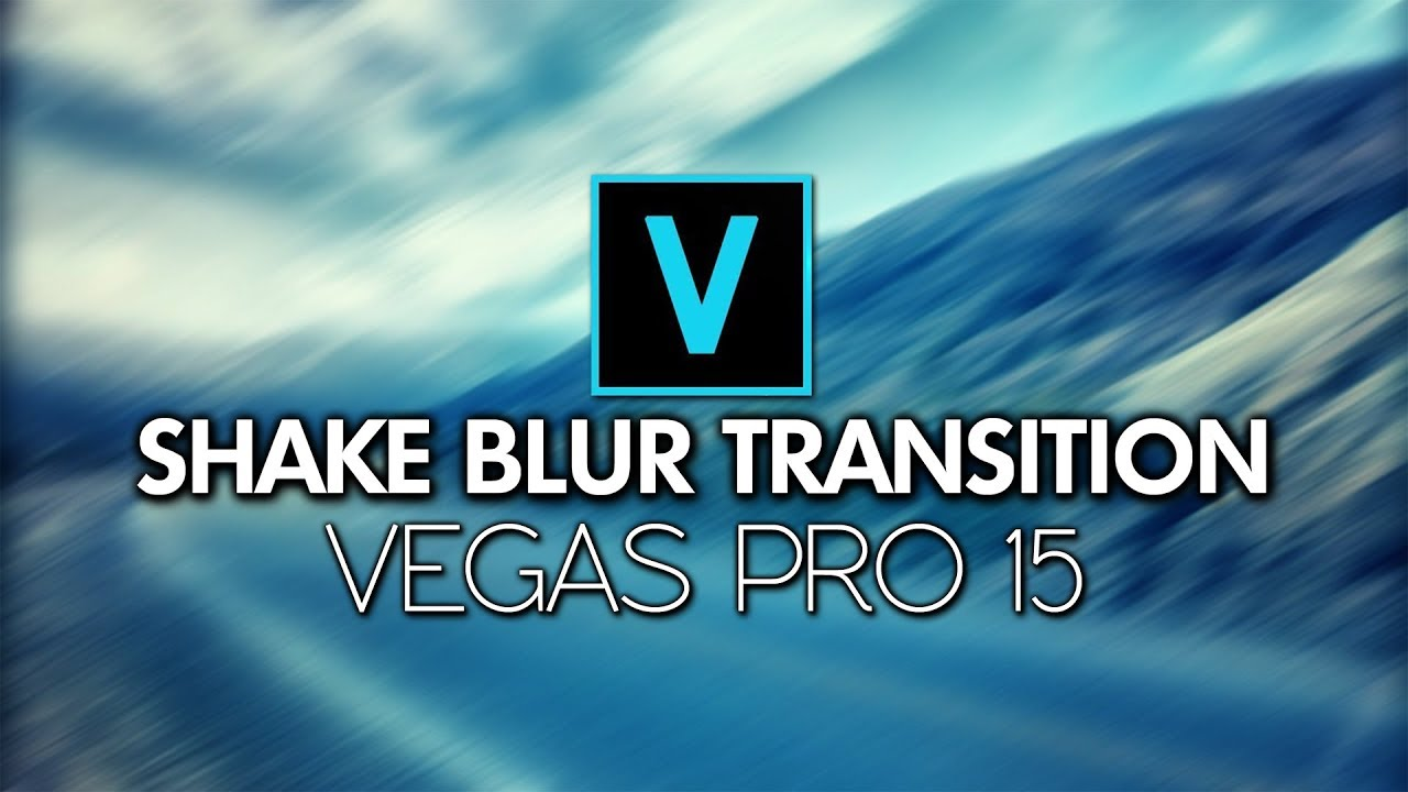 how to add transitions in vegas pro