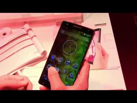 MWC 2015: Medion Life X6001 im Hands-On
