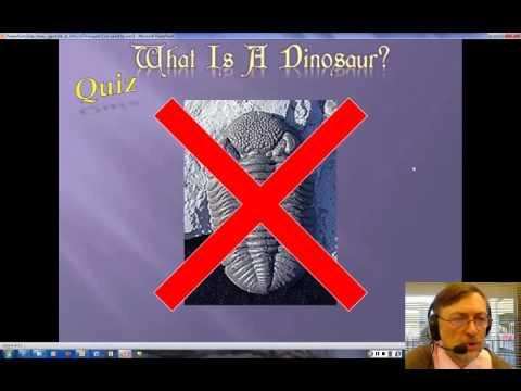 1 1A Introduction to Paleontology and Paleontologists Part 1 Dr. Tom Braziunas