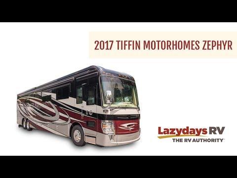 2017 Tiffin Zephyr Video Tour from Lazydays RV
