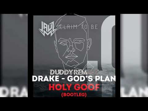 Drake X Jauz X Holy Goof - God's Plan X Claim To Me (Jauz UMF 2018/Duddy Remake)