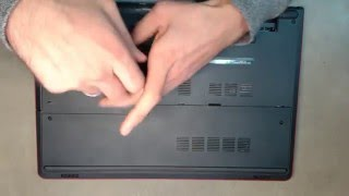 Laptop ta'mirlash. DELL tizza ichida haydovchi almashtirish Inspiron 15 5558