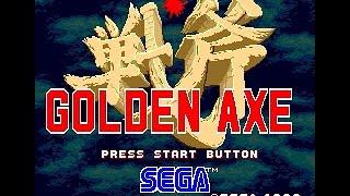 Mega-CD Longplay [094] Sega Classics Arcade Collection (5-in-1): Golden Axe