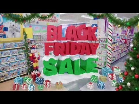 TV Commercial Spot - Toys R Us Black Friday Sale - Super Savings - C'Mon Lets Play