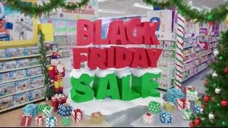 Tv Commercial Spot - Toys R Us Black Friday Sale - Super Savings - C'mon Lets Play