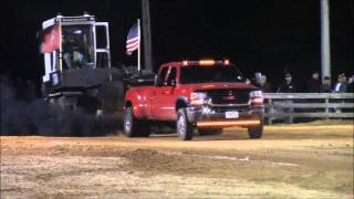 Xtreme Duramax Performance Video of the Crossville Tn Diesel Truck Pull