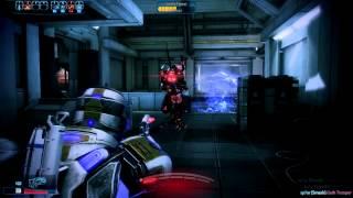 Mass Effect 3 Project Phoenix x Overlord - 21 min Vanguard Gold Solo