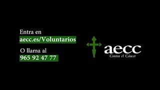 erasmus+ Asociación Española Contra el Cáncer (Alicante) - Video voluntarios