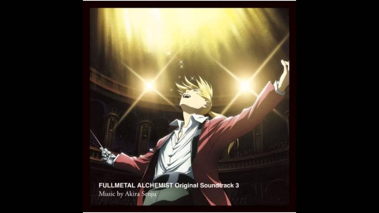 Fullmetal Alchemist Brotherhood OST 3 - 23. The Awakening ...