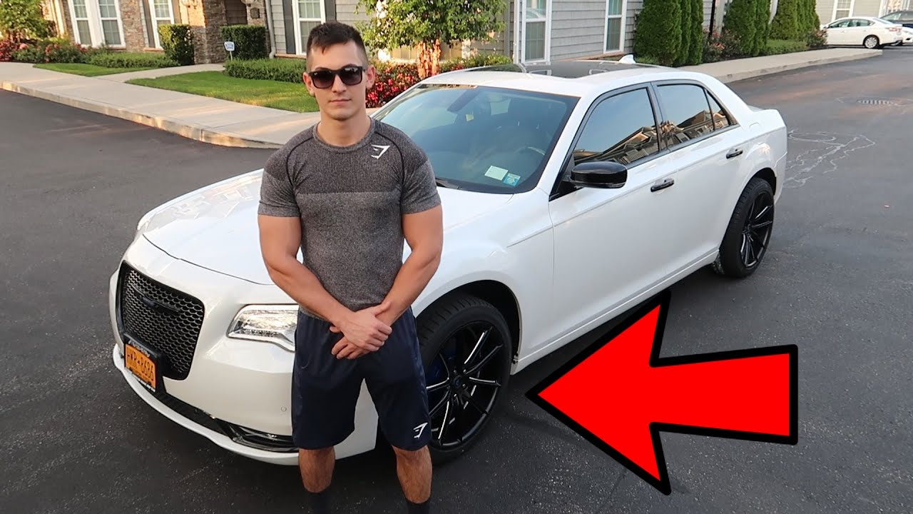 hooking up my car with new rims youtube