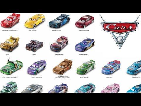 NEW DISNEY CARS 3 TOY DIECASTS JACKSON CRUZ NEXT GEN RACERS FUNNY MOVIE TOYS