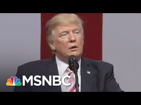 Donald Trump Crowd Chants 'Lock Her Up!' 319 Days After 2016 Election | The 11th Hour | MSNBC