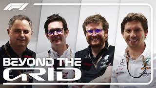 The Dream Team Behind Mercedes: Meet The 'Brackley Boys' | Beyond The Grid | Official F1 Podcast