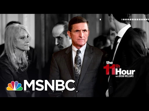 President Donald Trump's National Security Adviser Michael Flynn Resigns | The 11th Hour | MSNBC