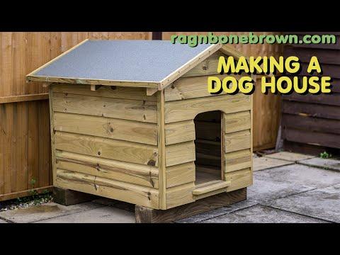 Making A Dog House