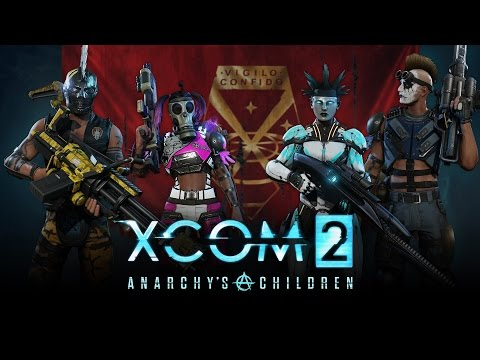 XCOM 2 Anarchy's Children DLC Look |