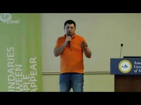 Digital trends #Armenia : Arsen Sultanyan
