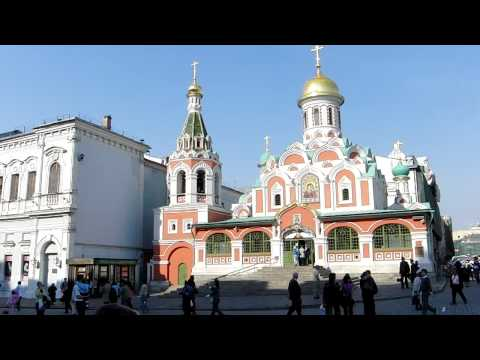 Kazan Cathedral Moscow