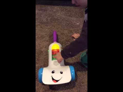 Fisher-Price Laugh And Learn Smart Stages Vacuum Review