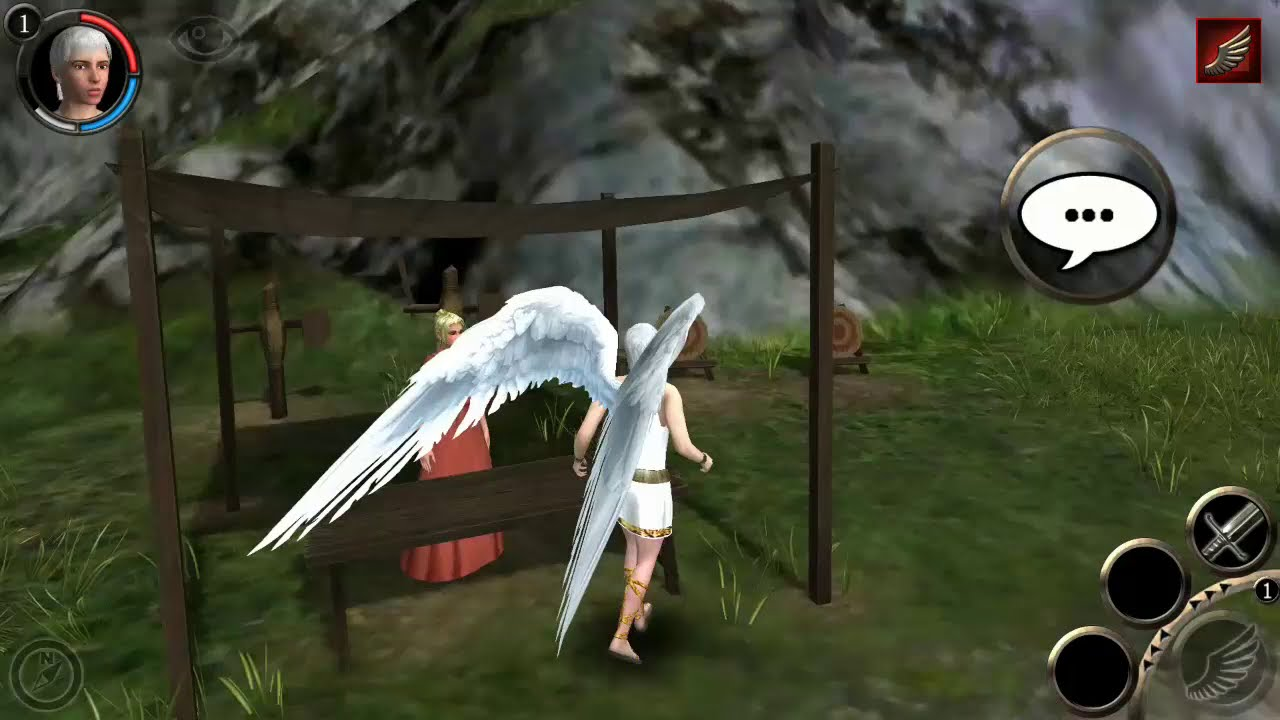 Angel Sword: 3D RPG Android Download Mod APK