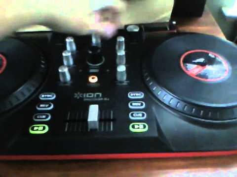 """Dalton Playing Around On """"Ion Discover DJ"""""""