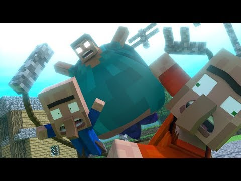 Thumbnail: Top 6 Funny Minecraft Animations