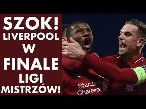 SZOK Na Anfield! Liverpool W Finale LM! Koszmar Barcelony!