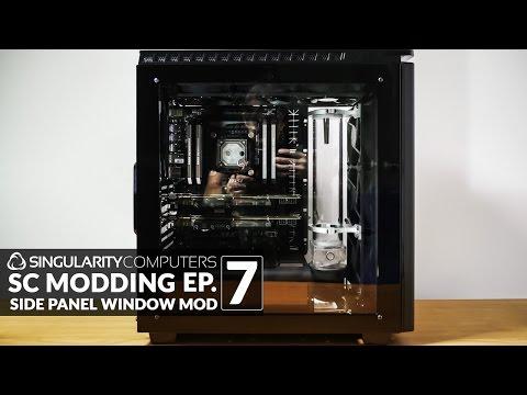 SC Modding #7: Side Panel Window Mod