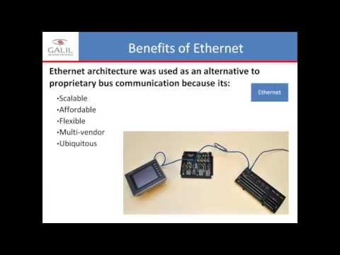 The Evolution of Ethernet in Motion Control