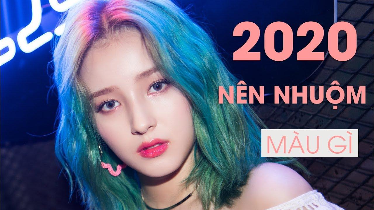 Top 40 Màu Tóc 2020 Nữ Cho Mọi Làn Da Khiến Phái Đẹp Mê Mẩn | Tổng quát các nội dung nói về tóc 2020 nữ chuẩn nhất