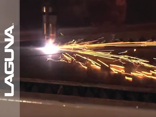 Plasma Cutter CNC - Laguna Tools