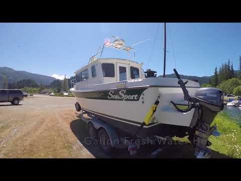 2006 SeaSport Explorer 2400