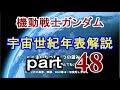 【機動戦士ガンダム】ゆっくり 宇宙世紀 年表解説 part48