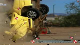 Top 5 of the toughest crash tests.