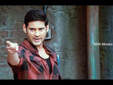 Mahesh Babu Offers Helps To Dharavi People - Bussiness Man Tamil Movie Scene