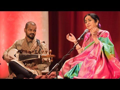 Aruna Sairam & Soumik Datta |  UTSAV | Bonus Track Tillana
