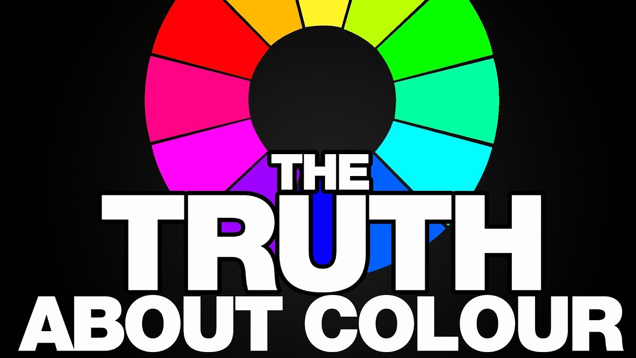 Colour Theory The Truth About Wheel