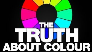Colour Theory: The Truth About The Colour Wheel