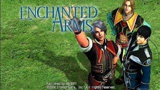 Enchanted Arms. Xbox 360. 1080.P. Gamplay Part.01.
