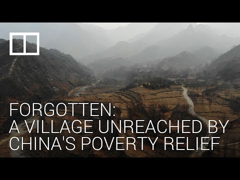 The Chinese villagers who fear they can never escape the poverty trap